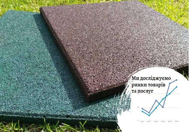 Бизнес-план: производим плитку из резиновой крошки