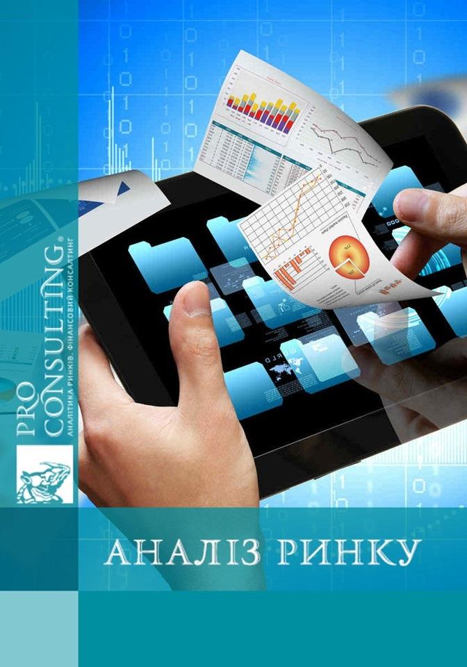 Аналітика ринку телекомунікацій